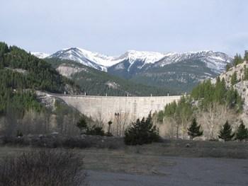 gibson-dam-montana